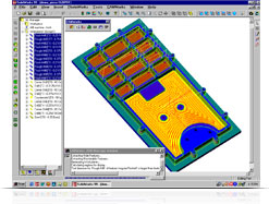 CAMWorks 2.5 Axis Milling for G-code programming in SolidWorks or CAMWorks Solids