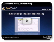 CAMWorks Multiaxis Machining Video