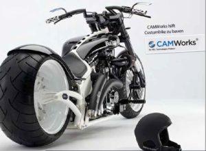 CAMWorks-Bike