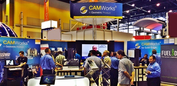 CAMWorks-booth