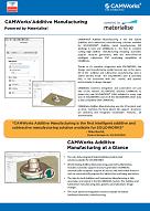CAMWorks Additive