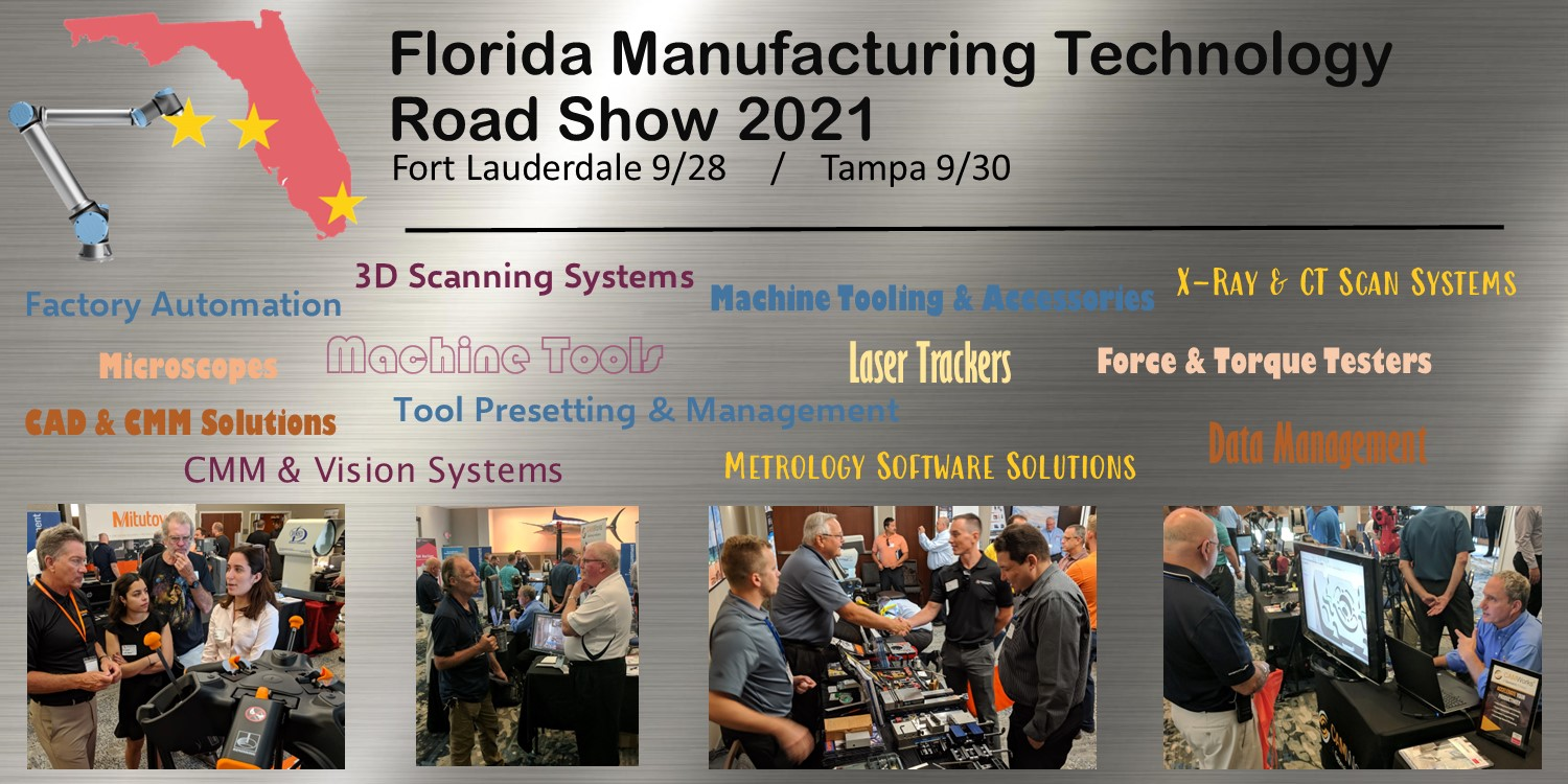 Florida Manufacturing Technology Road Show 2021