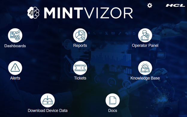 MINTVIZOR Dashboard