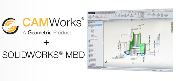 SOLIDWORKS-MBD+CAMWorks-post