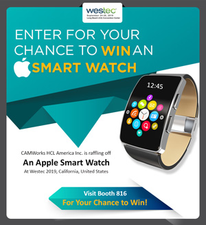 Westec Apple Watch Campaign