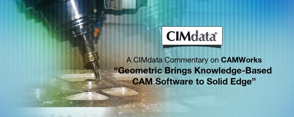 CAMWorks-CIMdata-Banner
